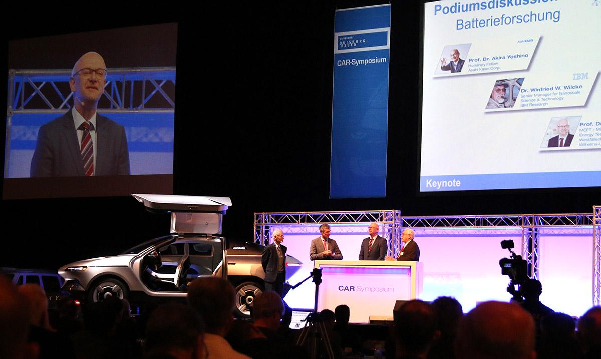 Rentenergy zu Gast beim CAR-Symposium in Bochum